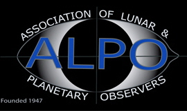 Donation to the Association of Lunar and Planetary Observers